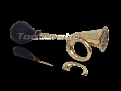 Short Brass Taxi horn