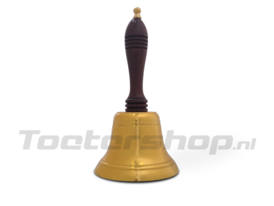 Brass School Bell Large