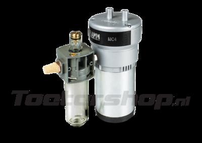 FIAMM MC4 FALG 24V compressor + Lubricator