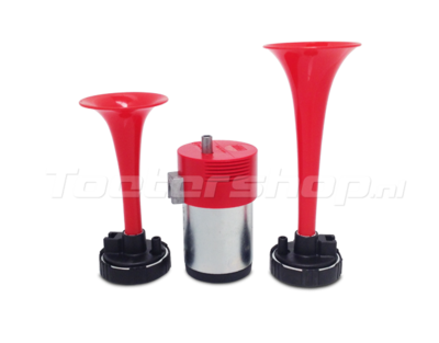 Double air horn kit Sport